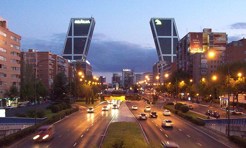 Ventajas del alquiler de coches en Madrid.