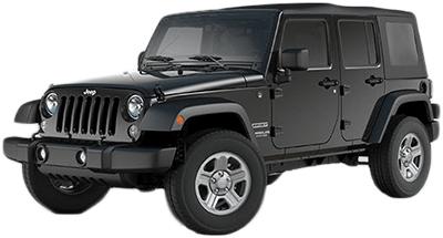 alquiler Jeep Wrangler